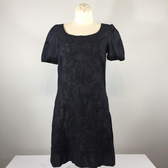 Kimchi Blue Dresses & Skirts - KIMCHI  BLUE TUNIC GAUZY COTTON EMBROIDERED BOHO